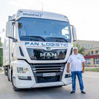 міжнародні автоперевезення вантажу